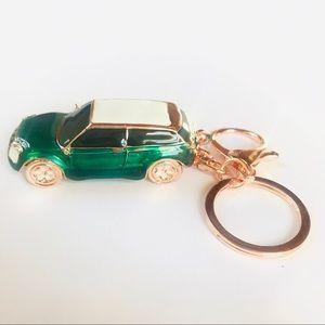 Accessories - 🚘Cool Green Hatchback Keychain 🚘